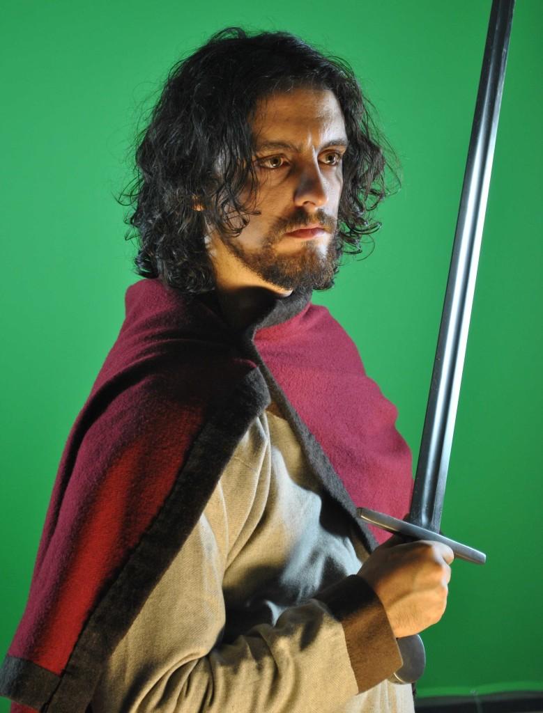 Arduino d'Ivrea - interpretato da Lorenzo Marchese