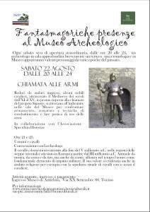 Museo Antichita' 22 agosto