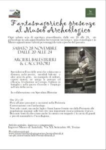 Museo Antichita' 28 novembre