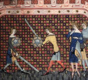 Ms Bodl 264, fol. 109v (1338-1344)